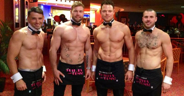 Hire Some Butlers From Buff Leeds With S