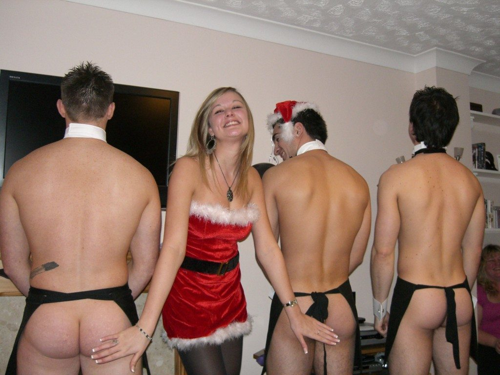 Naked Butlers in Leeds