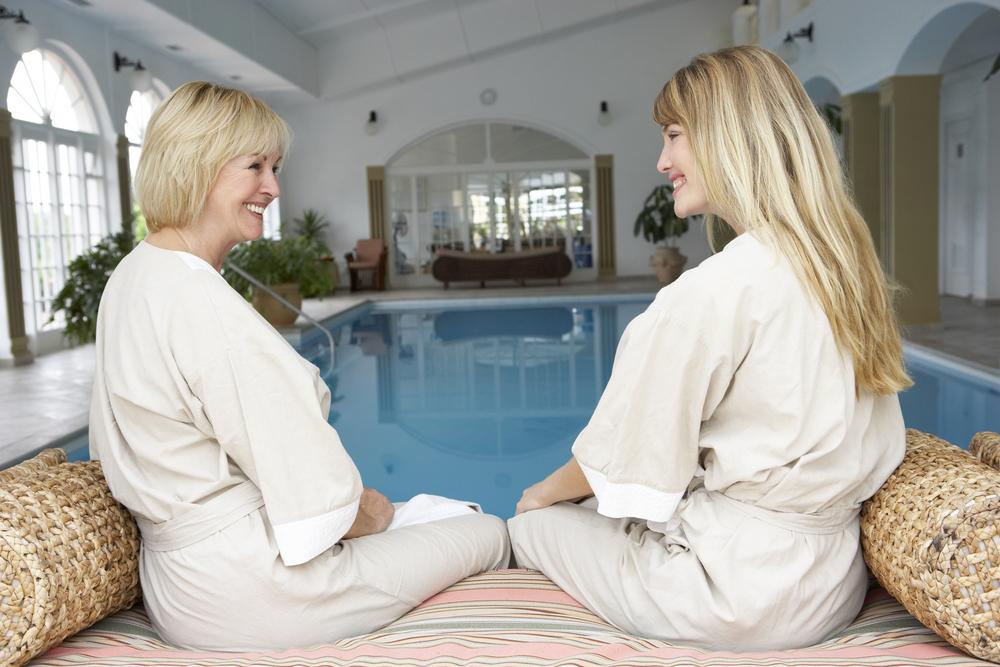 Mum and Daughter Spa