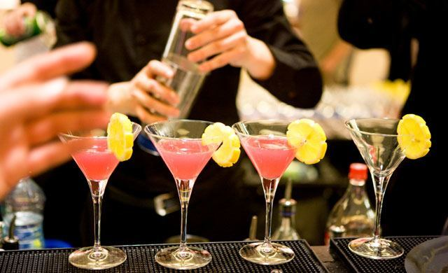 Cocktail Classes for Hen Party