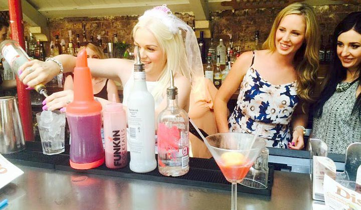Cocktail Making - Hen Party