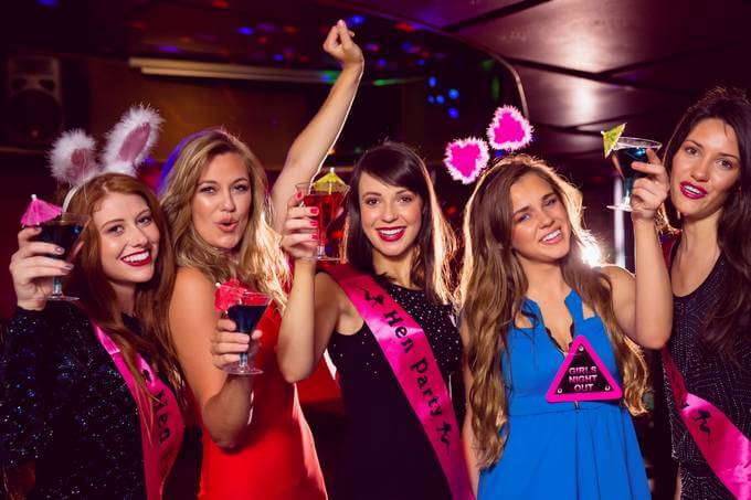 Hen Parties Destination Brighton