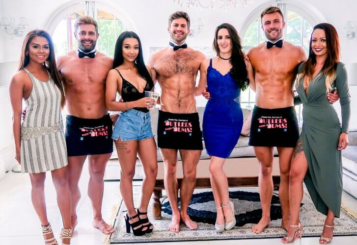 Hen Party Butlers