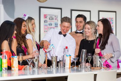 Hen Party Cocktail Class