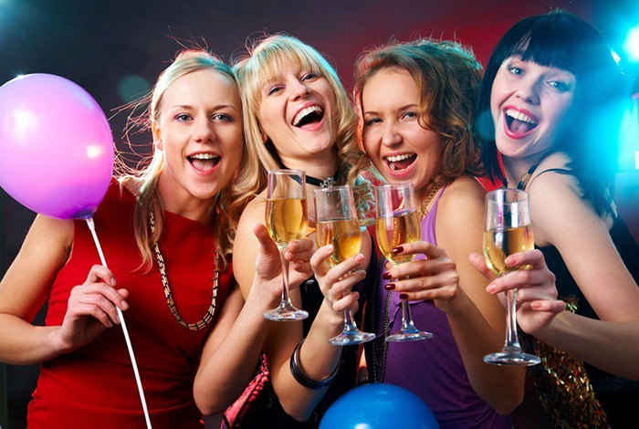 Top 5 reasons to have a Hen Do!