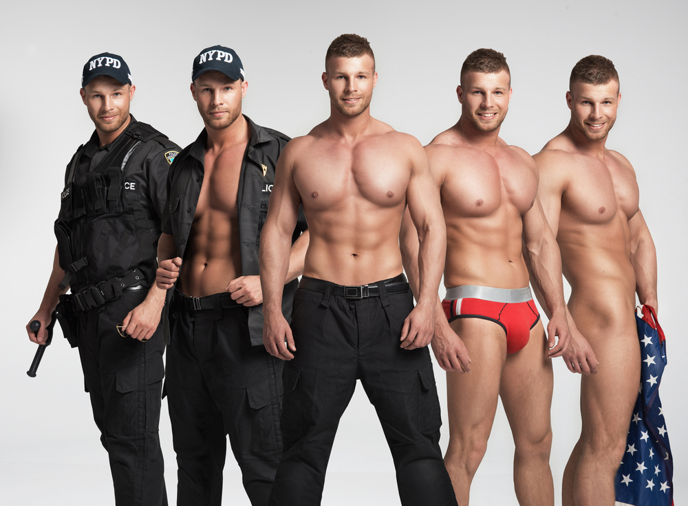 Hire The Hottest Male Strippers In Moreno Valley