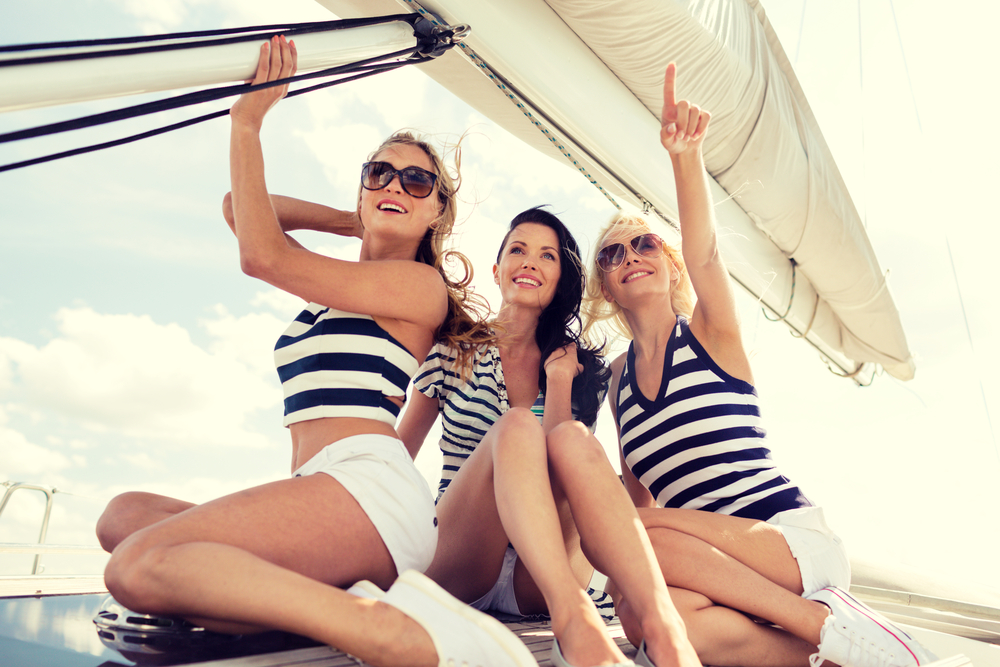Nautical hen party