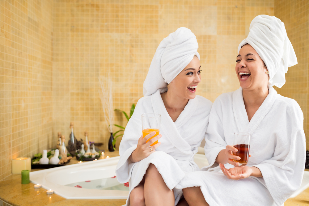 Liverpool hen party pamper party