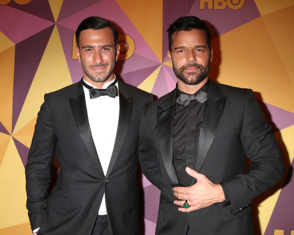 Ricky Martin and Jwan Yosef celebrity weddings in 2018