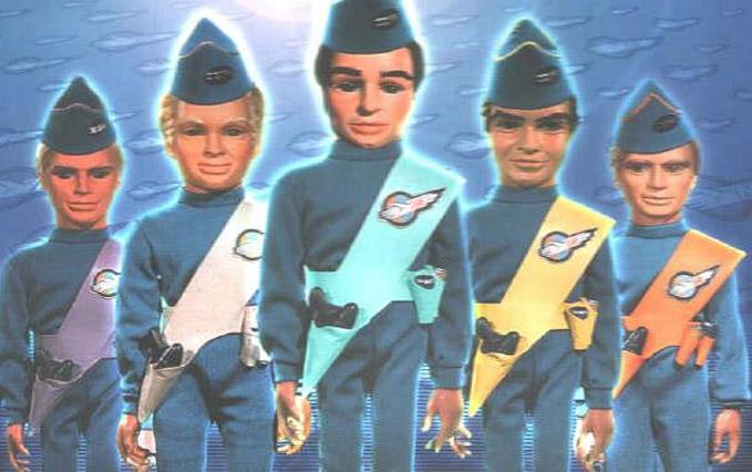 Thunderbirds from 1965